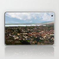 The Village of Cheddar Laptop & iPad Skin