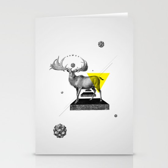 Archetypes Series: Dignity Stationery Card