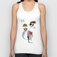 That boy is a monster Unisex Tank Top