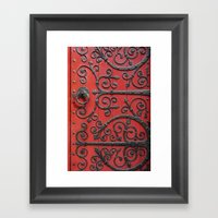 Saint Mark's Framed Art Print