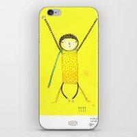Move on iPhone & iPod Skin