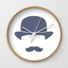 Gentleman Wall Clock