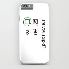 Litmus To iPhone 6 Slim Case
