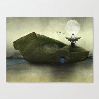 Leaf Peepers - Susan Wel… Canvas Print