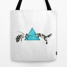 Headlock, wasp and fox Tote Bag