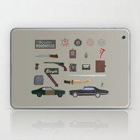 Supernatural (2015) Laptop & iPad Skin
