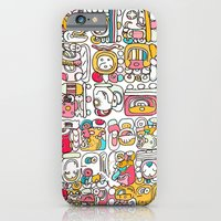 The Mayan Message iPhone 6 Slim Case