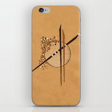 Sticks iPhone & iPod Skin