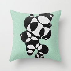 Here It Goes Again Throw Pillow