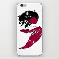 Rock 'n' Roll xxx iPhone & iPod Skin