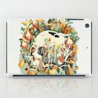 Skull & Fynbos iPad Case