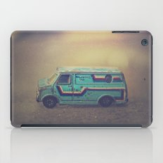delightful van iPad Case