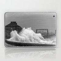Stevenston Storms Laptop & iPad Skin