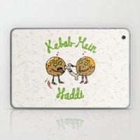 Kebab Mein Haddi Laptop & iPad Skin