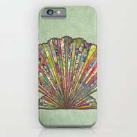 iPhone & iPod Case featuring Sea Shell by Elephant Trunk Studio