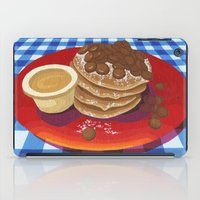 Pancakes Week 4 iPad Case