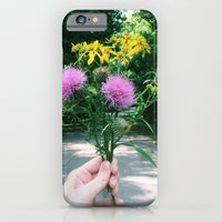 Wildflower Bouquet iPhone 6 Slim Case