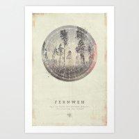 Art Prints featuring Fernweh Vol 4 by HappyMelvin