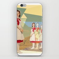 Work It iPhone & iPod Skin