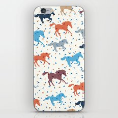Horse Print iPhone & iPod Skin