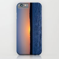 Blue Sunrise iPhone 6 Slim Case