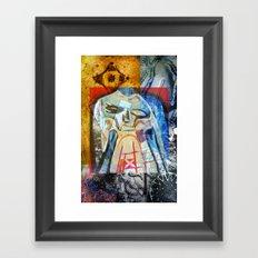 Smorgasbord Framed Art Print