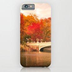 New York City Autumn Magic in Central Park Slim Case iPhone 6s