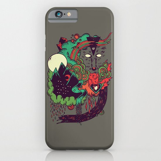 Leader of the Pack iPhone & iPod Case
