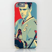 iPhone & iPod Case featuring Towes One Goal by Thousand Lines Ink