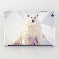 iPad Case featuring Lazy Bear by Beth Thompson