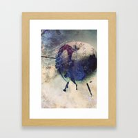Rotten Apple Framed Art Print