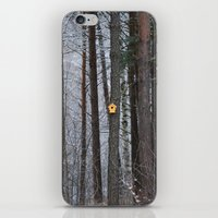 Ferruccio Lamborghini iPhone & iPod Skin
