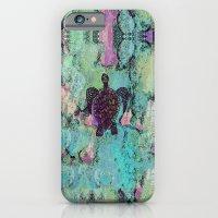 Sea Turtle Bliss iPhone 6 Slim Case
