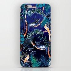 Nocturnal Jungle iPhone & iPod Skin