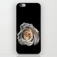 Rose Of Light iPhone & iPod Skin