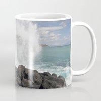 WAVES BEACH - SICILY Mug