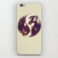 The Tao of Daft Punk iPhone & iPod Skin