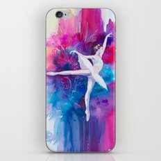 Ballerina iPhone & iPod Skin