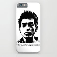 Bob Dylan Things Have Ch… iPhone 6 Slim Case