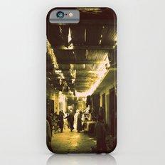 Marrakesh street life iPhone 6 Slim Case