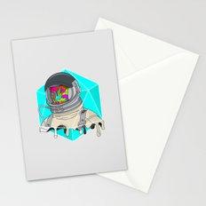 Psychonaut - Light Stationery Cards