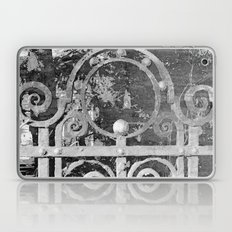 The MAGIC Gate - another dimension Laptop & iPad Skin