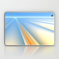 The Blinding Light of Day Laptop & iPad Skin