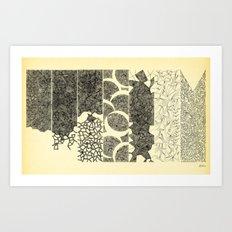 - 7_DoF - Art Print