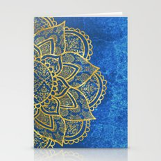 Mandala - Ocean Stationery Cards