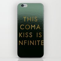 Coma Kiss  iPhone & iPod Skin