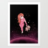 dearspace Art Print