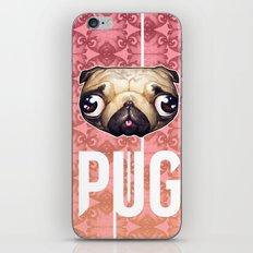 PUG iPhone & iPod Skin
