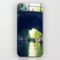Early Hour Amsterdam. iPhone & iPod Skin