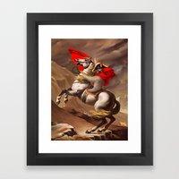 Bradypus Magnus Framed Art Print